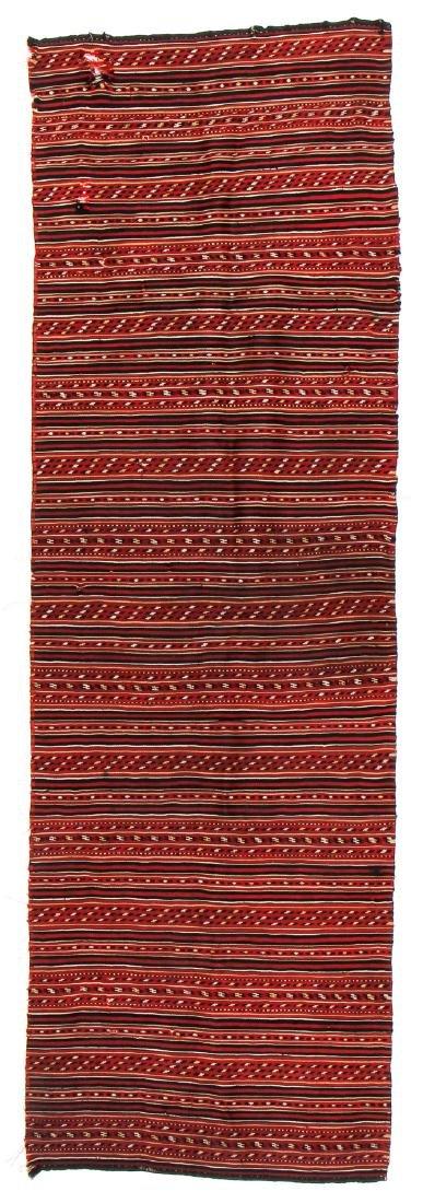 18/19th C. Saltillo Textile Panel
