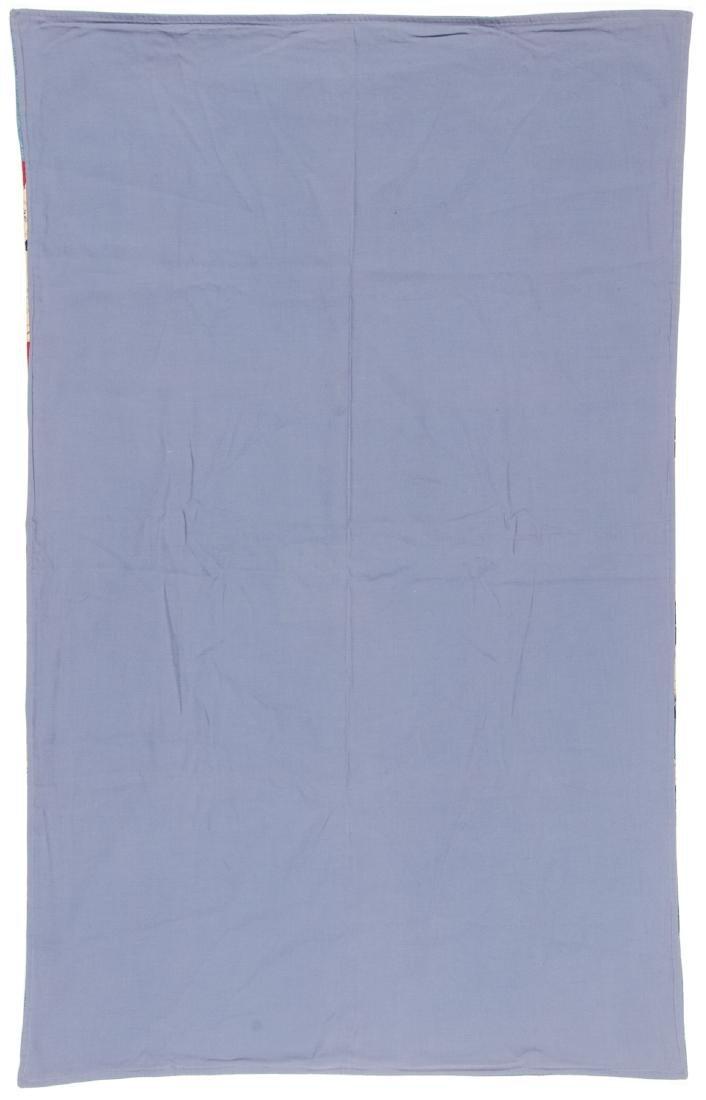 Japanese Batik: 65'' x 41'' (165 x 104 cm) - 4