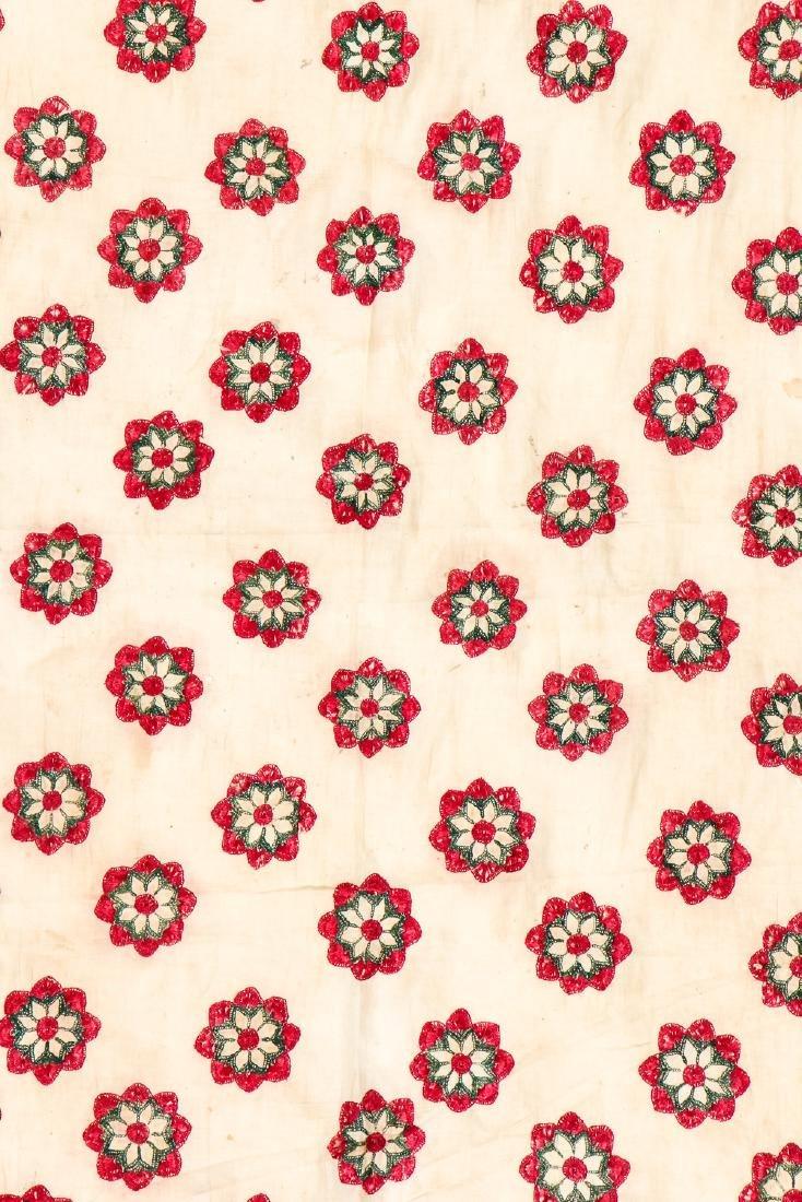 Antique Silk Embroidered Textile Panel, Pakistan - 2