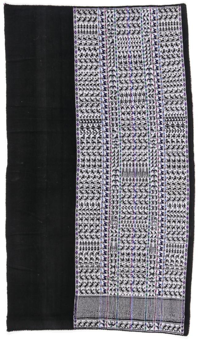 Aksu/Skirt, Tarabuco Region, Bolivia, Mid 20th C.