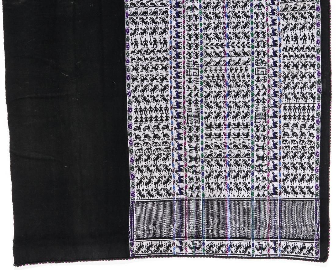 Aksu/Skirt, Tarabuco Region, Bolivia, Mid 20th C. - 2