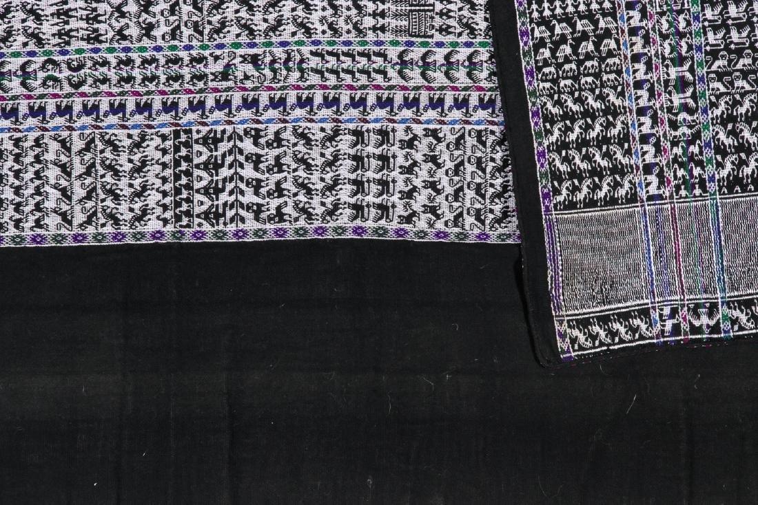 Aksu/Skirt, Tarabuco Region, Bolivia, Mid 20th C. - 3