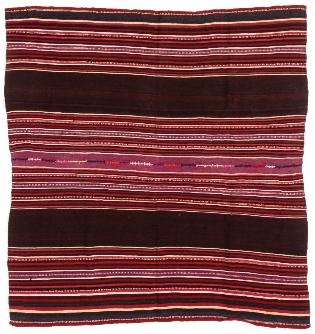Collection of Five Antique Bolivian Textile Weavings - 5