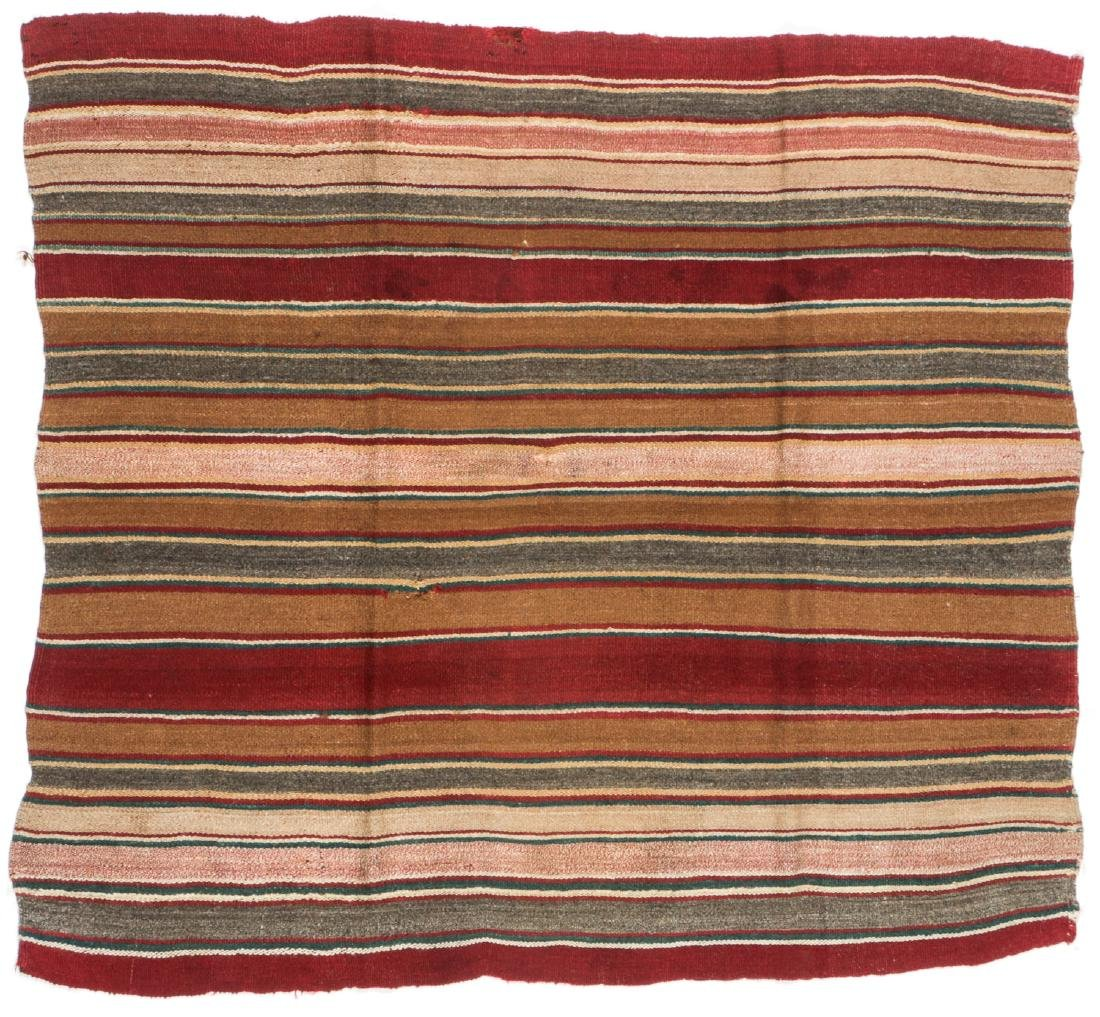 Collection of Five Antique Bolivian Textile Weavings - 7