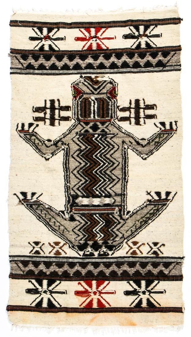 3 South American Textiles - 10