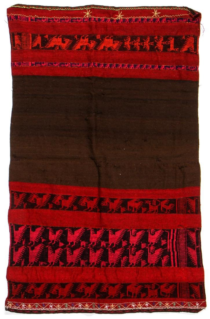 3 South American Textiles - 2