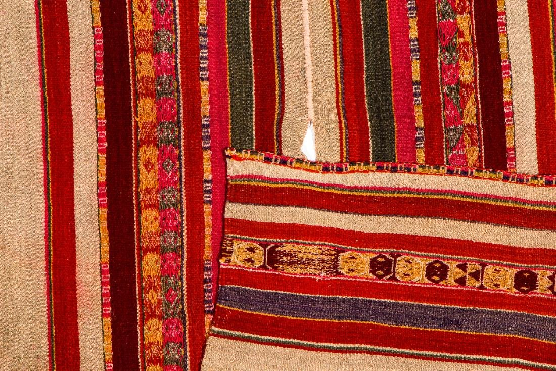 3 South American Textiles - 6