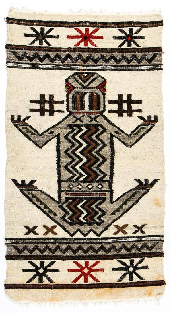 3 South American Textiles - 8