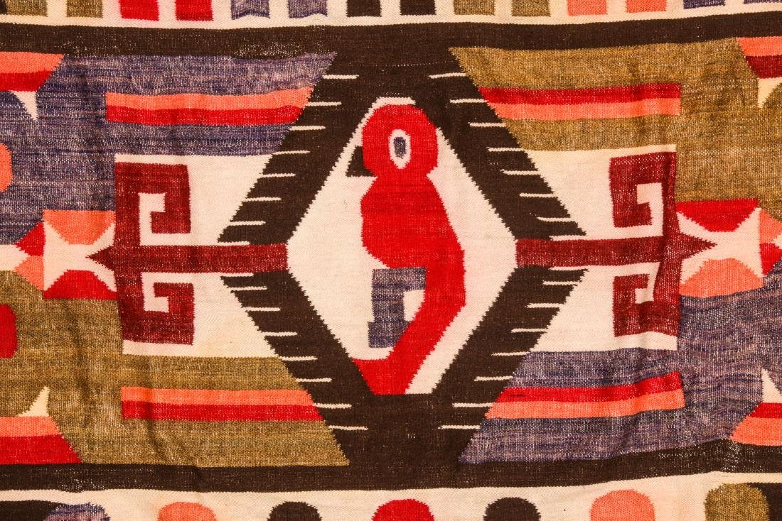 Wool Tapestry Blanket, Momostenango, Guatemala - 2
