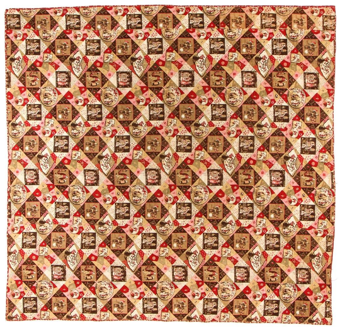 2 Antique American Quilts - 5