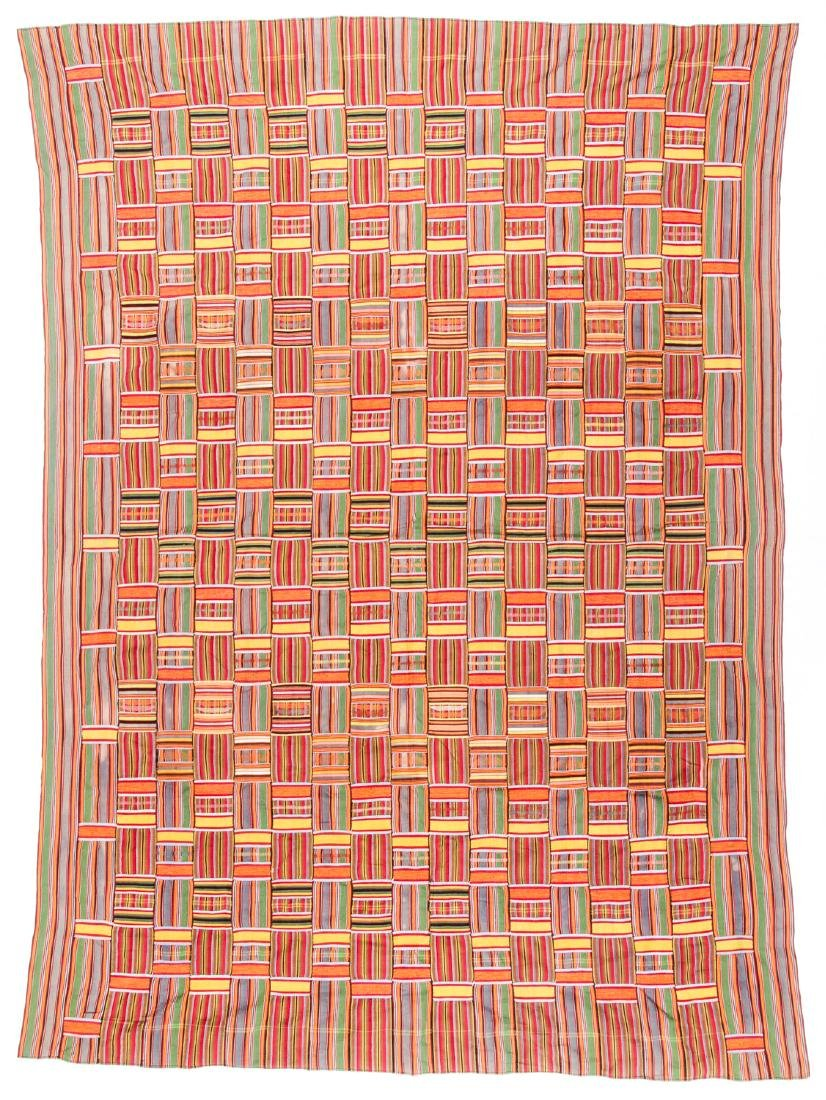 Ewe Cloth, Ghana, Early 20th C.