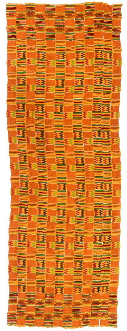 Kente Cloth, Ghana, Mid 20th C. - 4