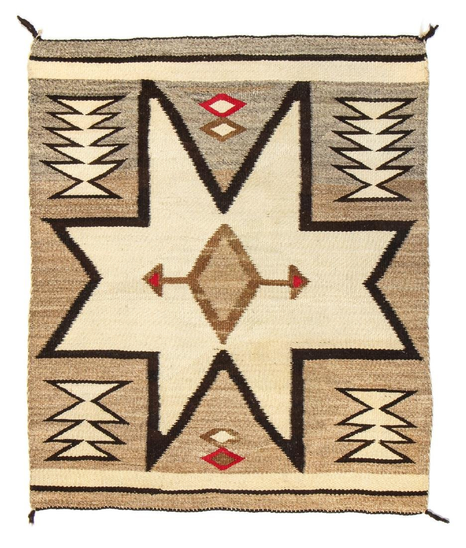 Navajo Rug, Early 20th C.