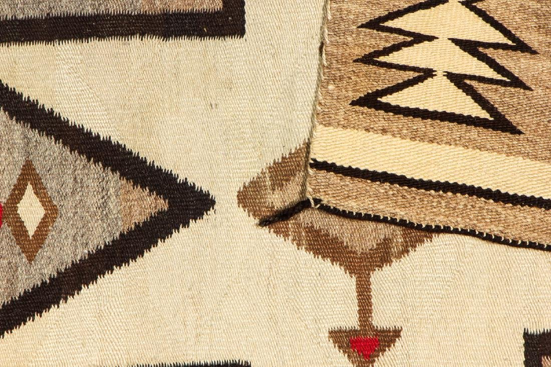 Navajo Rug, Early 20th C. - 3