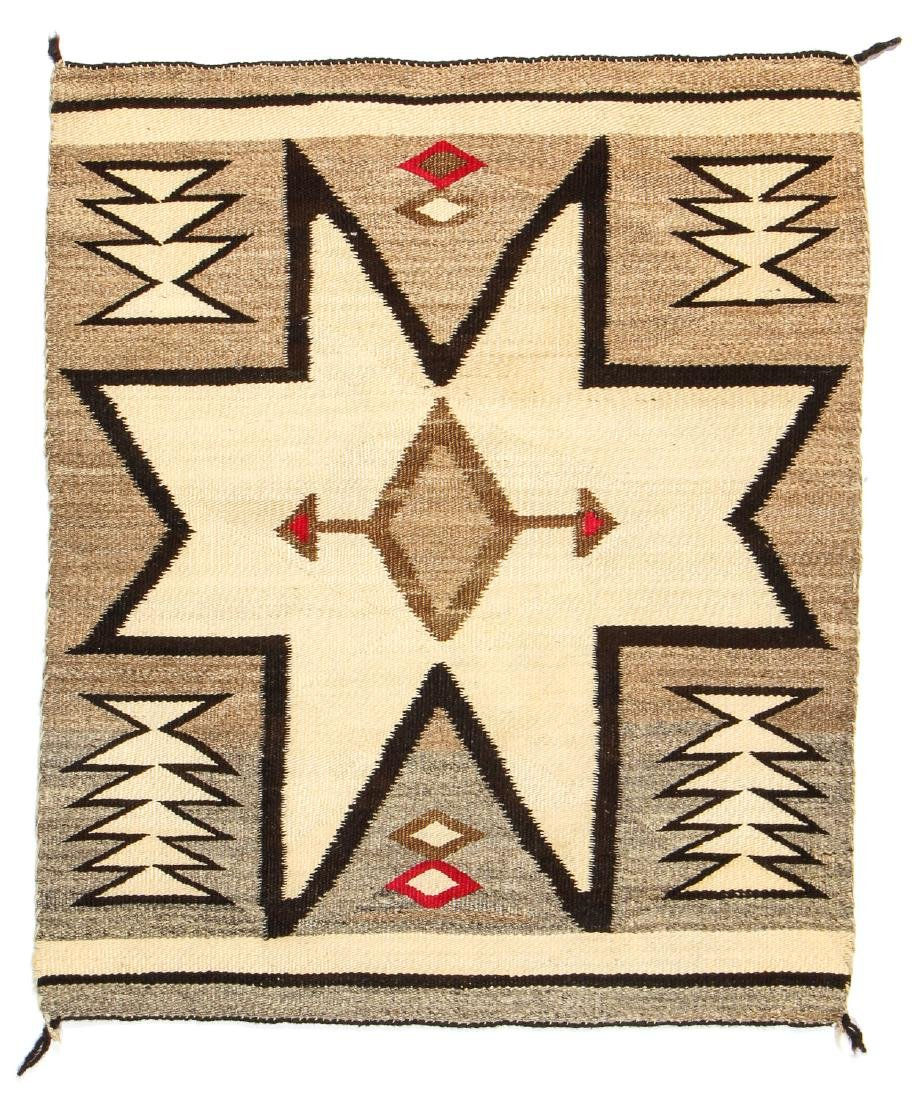 Navajo Rug, Early 20th C. - 4