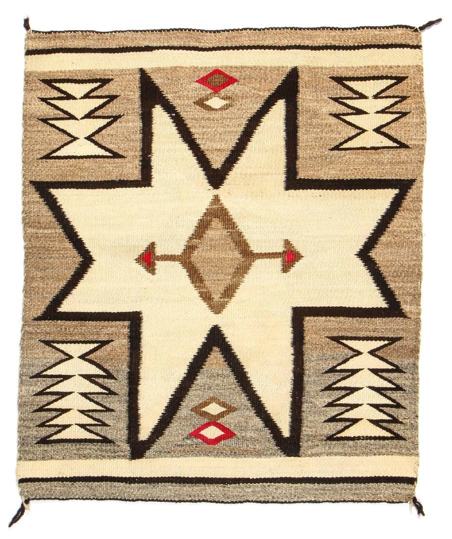 Navajo Rug, Early 20th C. - 4