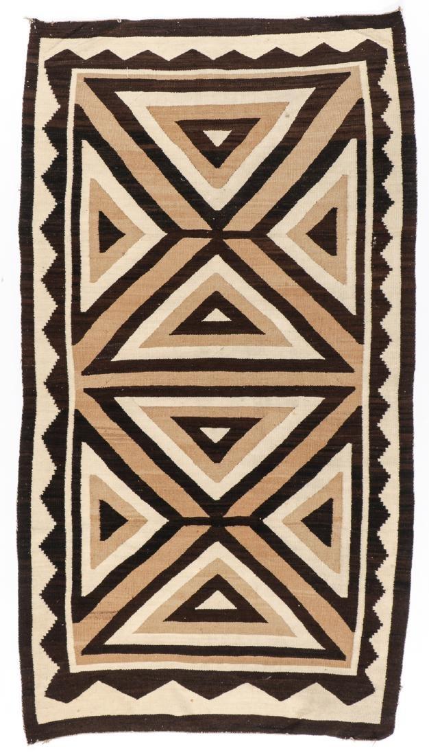 Navajo Rug, Early 20th C.