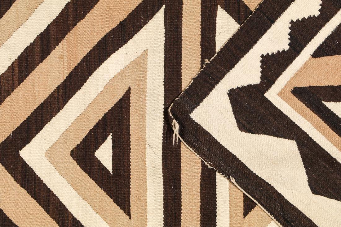 Navajo Rug, Early 20th C. - 3