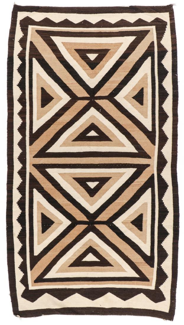 Navajo Rug, Early 20th C. - 6