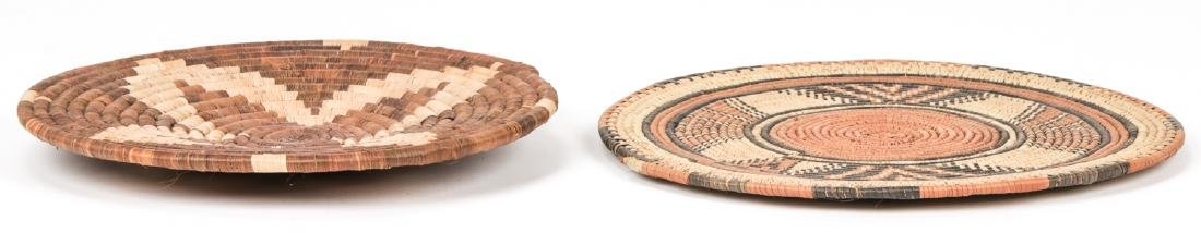 Collection of 5 Native American & Ethnographic Baskets - 4