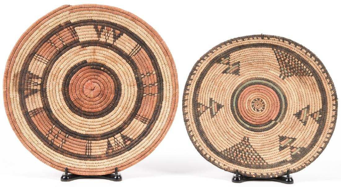 Collection of 4 Native American & Ethnographic Baskets - 2