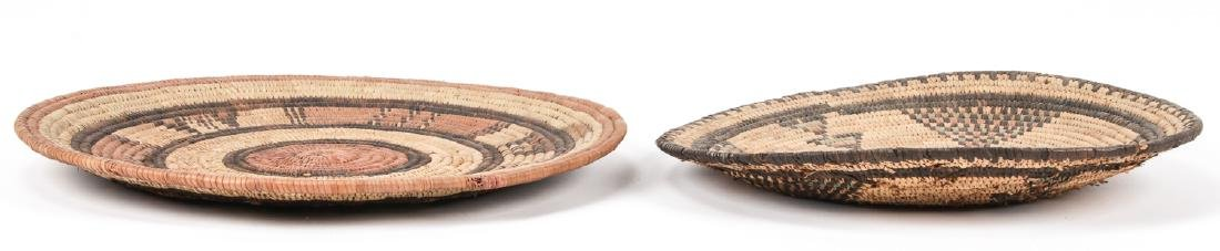 Collection of 4 Native American & Ethnographic Baskets - 4