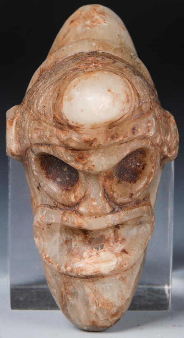 Taino Zemi Artifact, c. 1000-1500 AD