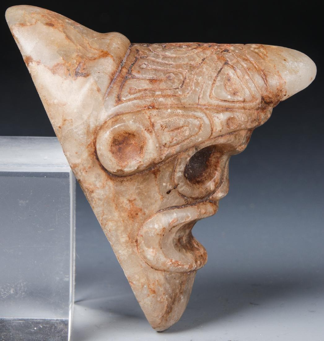 Taino Zemi Artifact, c. 1000-1500 AD - 2