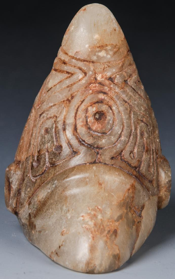 Taino Zemi Artifact, c. 1000-1500 AD - 6