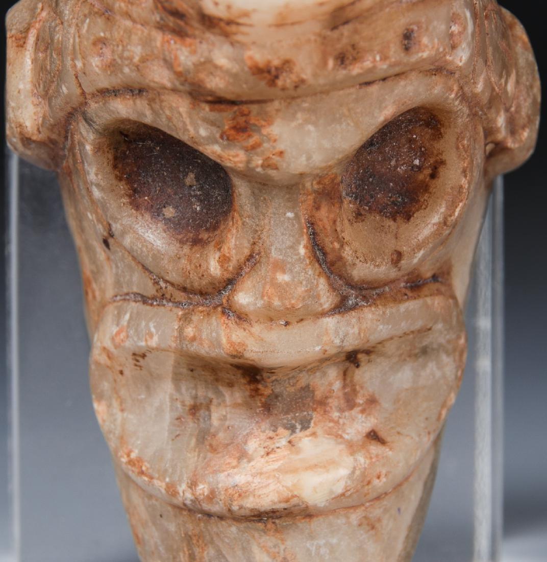 Taino Zemi Artifact, c. 1000-1500 AD - 8