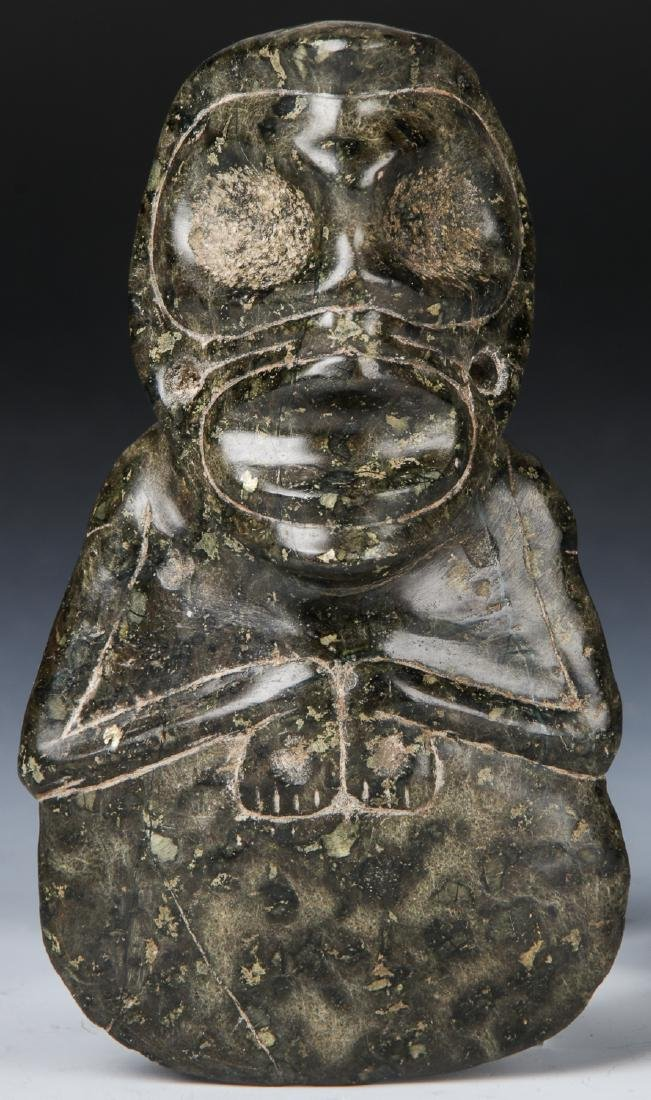 Taino Anthropic Figural Ax, c. 1000-1500 AD
