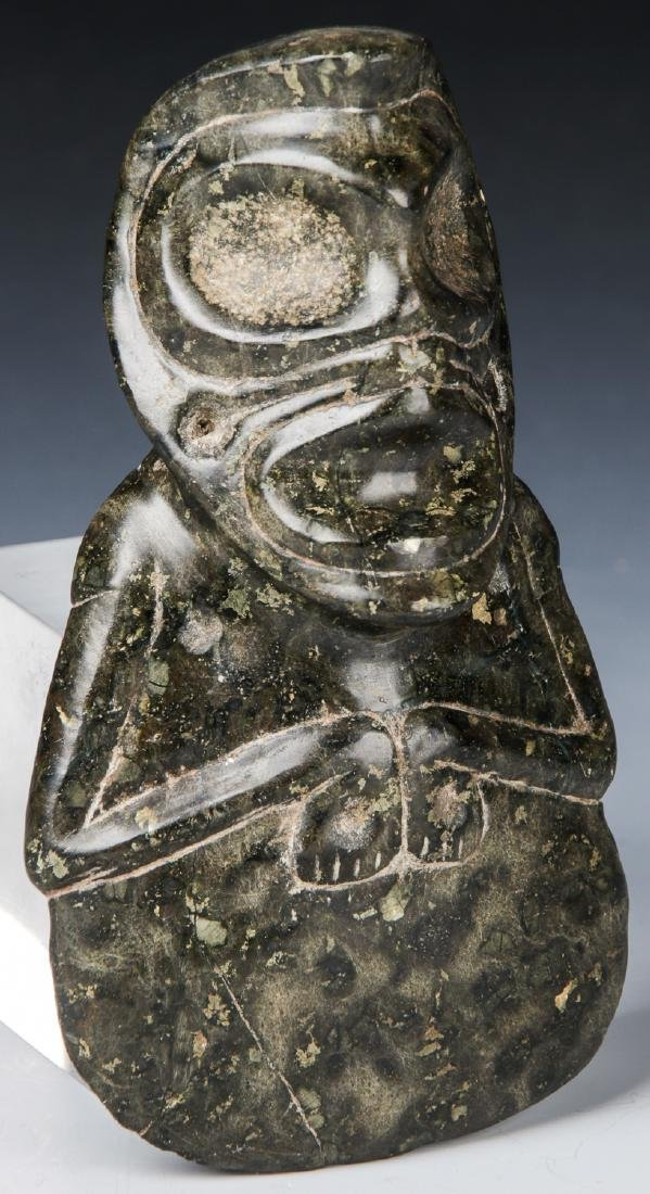 Taino Anthropic Figural Ax, c. 1000-1500 AD - 2