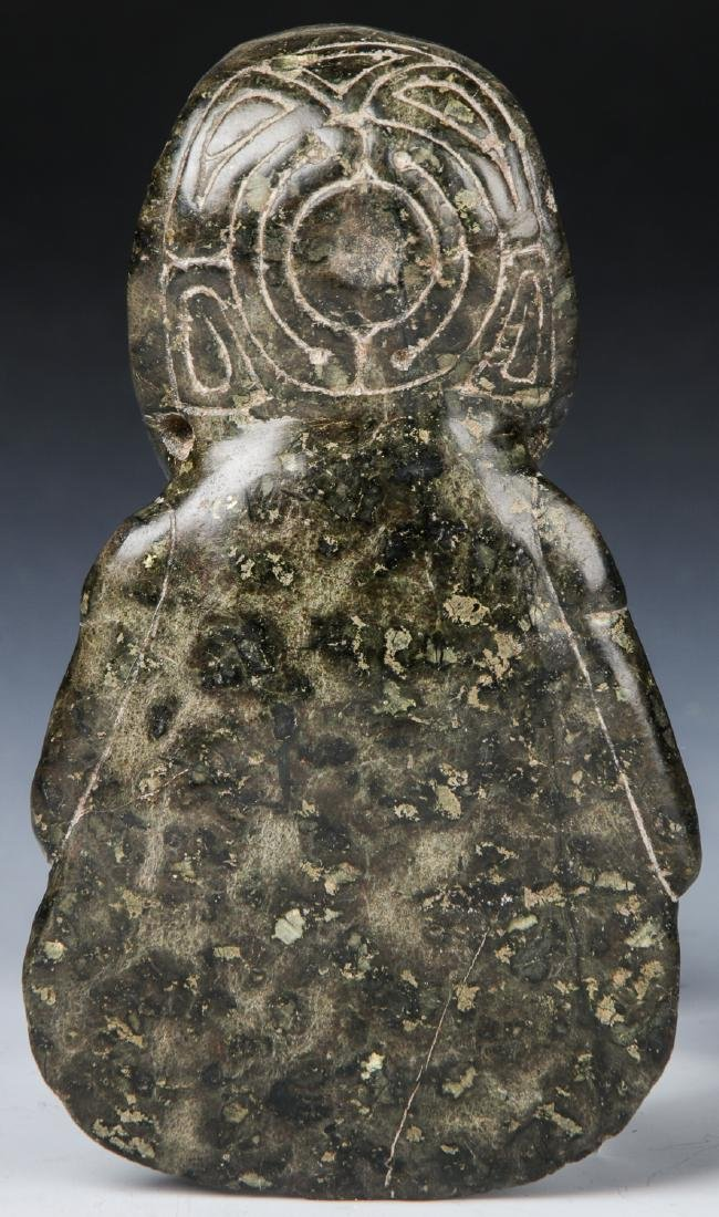 Taino Anthropic Figural Ax, c. 1000-1500 AD - 4