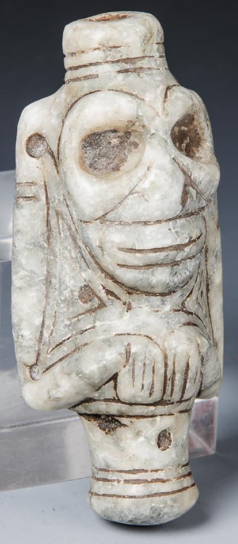 Taino Anthropic Cohoba Inhaler, c.1000-1500 AD - 2