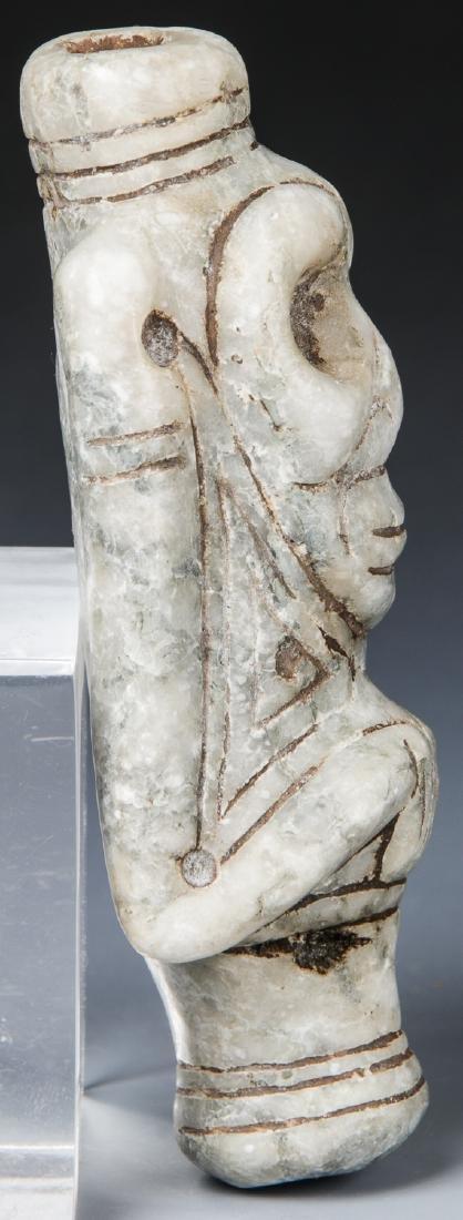 Taino Anthropic Cohoba Inhaler, c.1000-1500 AD - 3