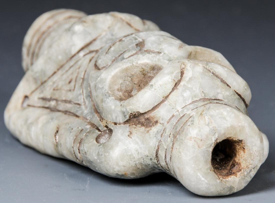 Taino Anthropic Cohoba Inhaler, c.1000-1500 AD - 6