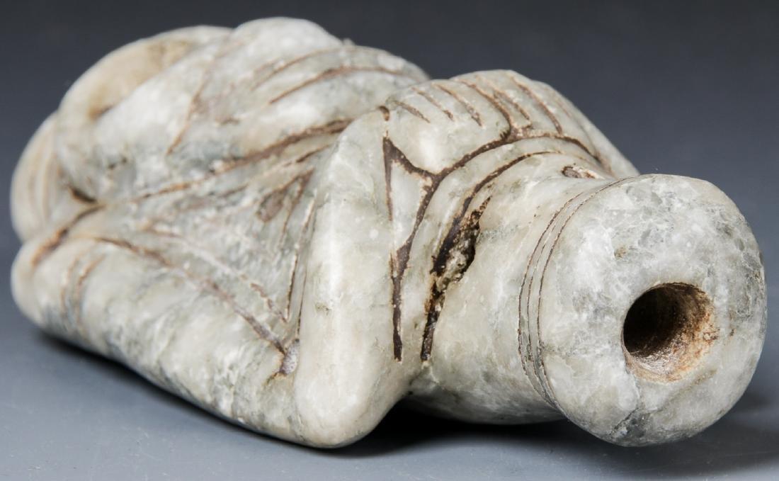 Taino Anthropic Cohoba Inhaler, c.1000-1500 AD - 7