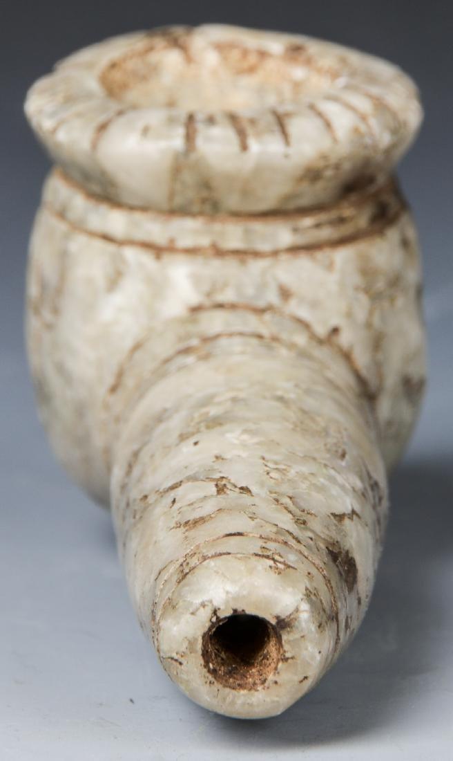Taino Parrot Pipe, c. 1000-1500 AD - 4