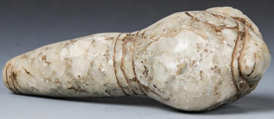 Taino Parrot Pipe, c. 1000-1500 AD - 6