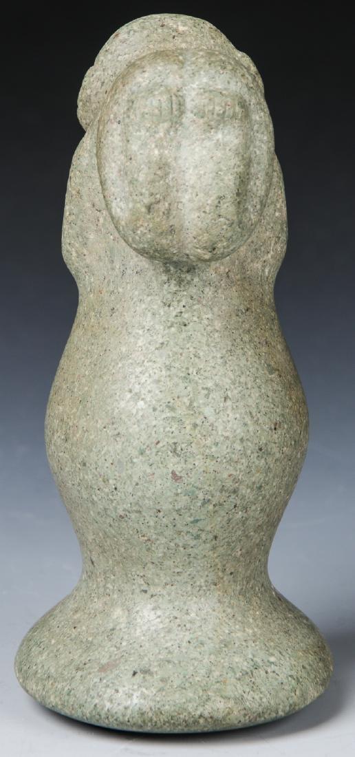 Taino Stone Figural Pestle, c. 1000-1500 AD - 4