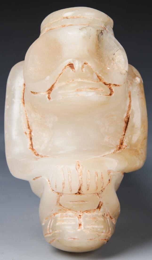 Taino Translucent Marble Artifact, c.1000-1500 AD - 2