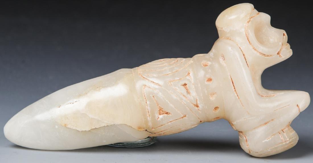 Taino Translucent Marble Artifact, c.1000-1500 AD - 3