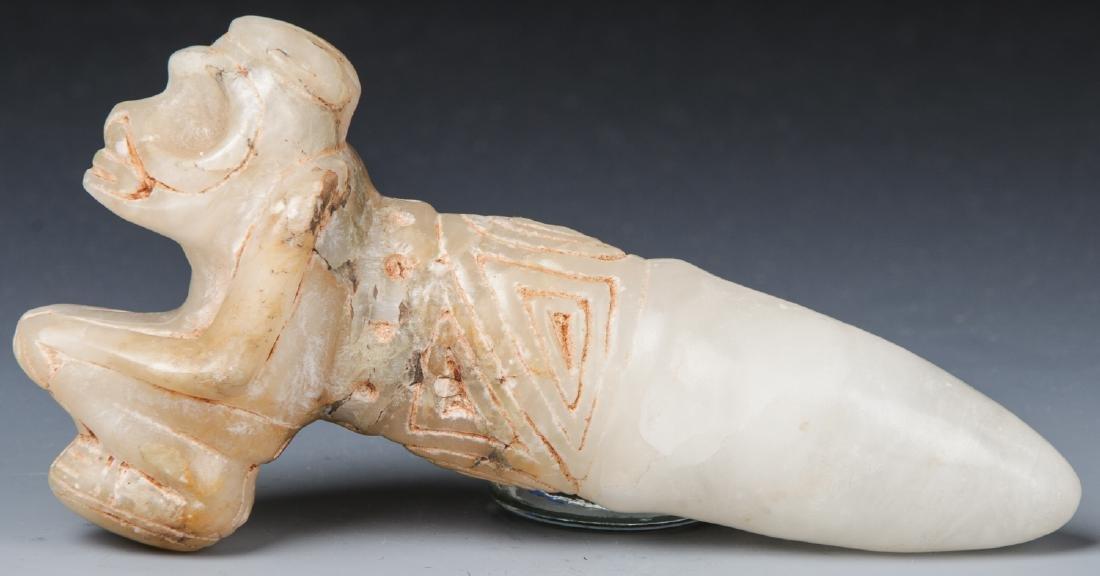 Taino Translucent Marble Artifact, c.1000-1500 AD - 5