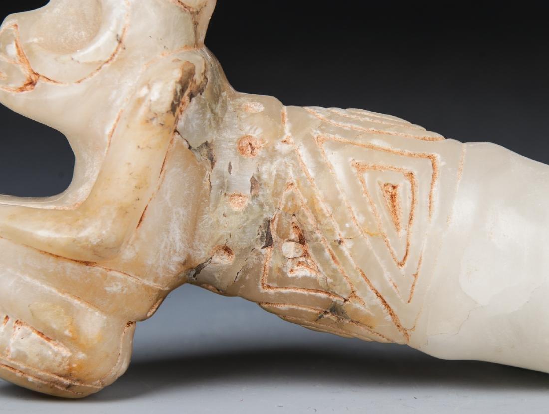 Taino Translucent Marble Artifact, c.1000-1500 AD - 6