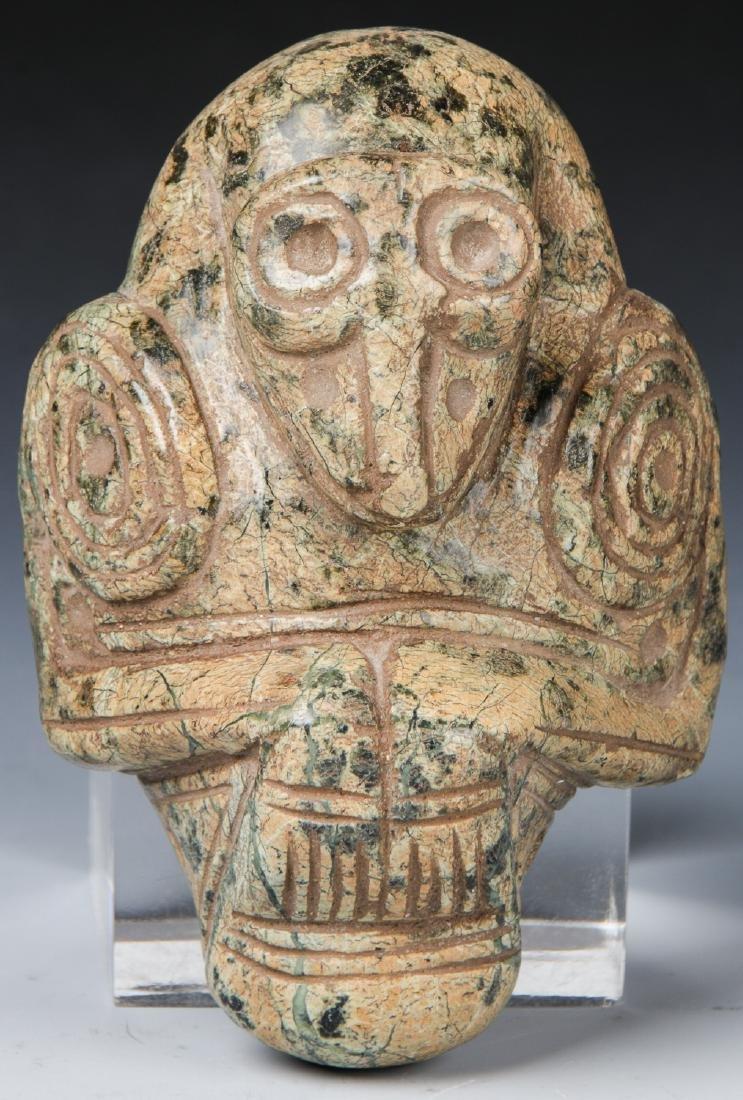 Taino Bird Man Effigy, c. 1000-1500 AD