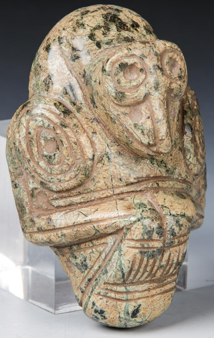 Taino Bird Man Effigy, c. 1000-1500 AD - 2