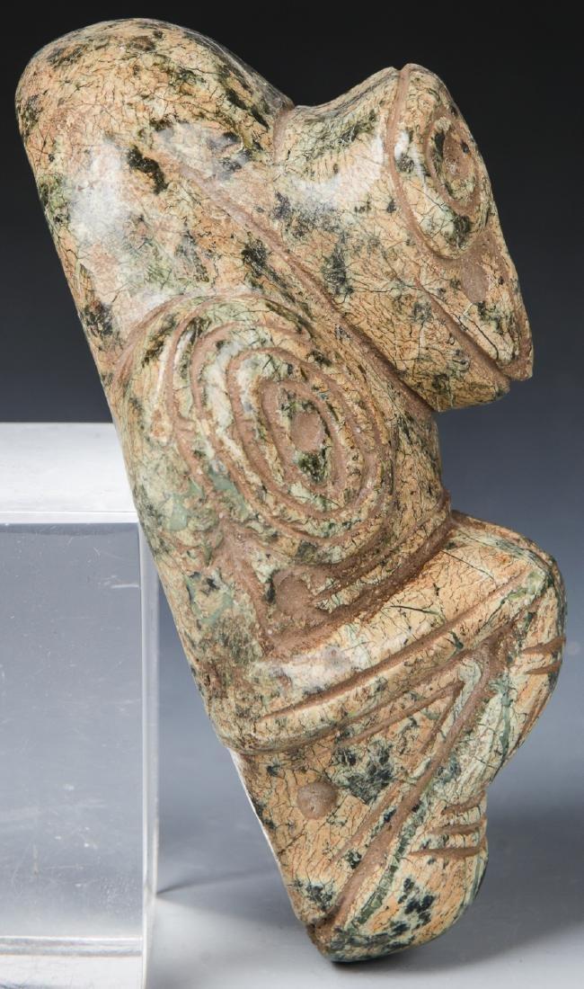 Taino Bird Man Effigy, c. 1000-1500 AD - 3