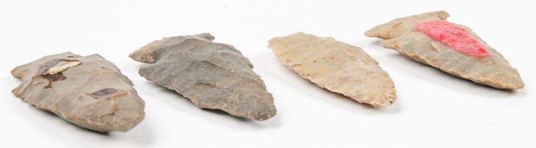 Collection of 12 Kentucky Arrowheads - 4