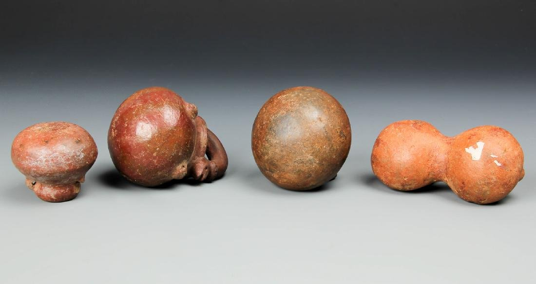 Group of 6 Pre-Columbian Artifacts - 9