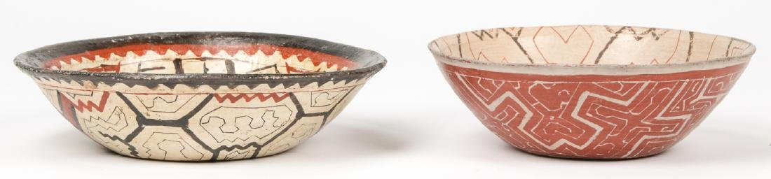 2 Peruvian Shipibo Bowls - 2